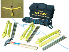 The Claw Aircraft Anchoring Kit
