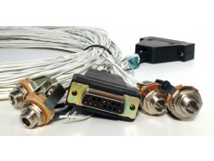Trig TY91/92 wiring harness