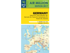 VFR CHART 2017 GERMANY & THE NETHERLANDS