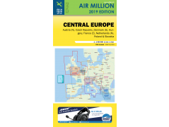 VFR CHART 2019 CENTRAL EUROPE